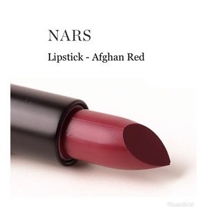 NARS Afghan Red Lipstick 💄